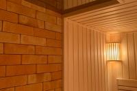 Строительство сауны в частном коттедже