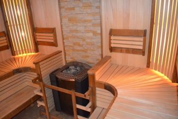 Строительство сауны в Нурсултане (Астане)